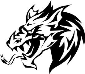danger dragon