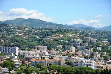 Nice Mont Chauve d'Aspremont, quartier Gairaut