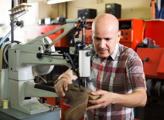 specialist stitching shoes