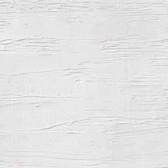 close up shot of white concrete wall texture background in square ratio