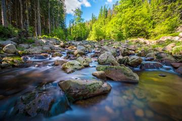 Relax krajobraz górski