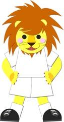 football lion