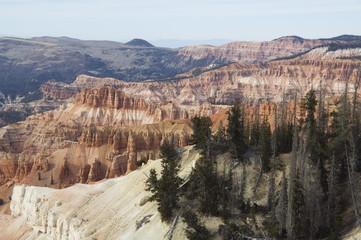Cedar Breaks National Monument, Utah, United States of America, North America
