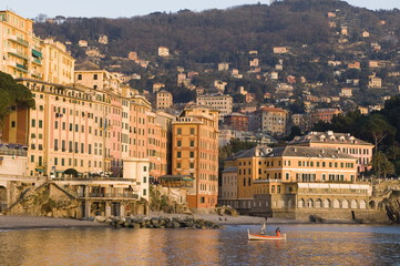 Camogli, Liguria, Italy, Mediterranean, Europe