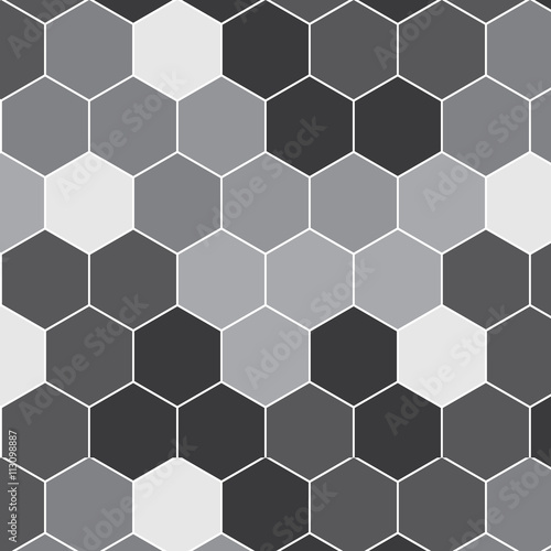 Vector Seamless Pattern Seamless Geometric Pattern