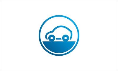 Auto Rental Logo Icon