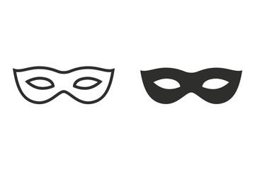 Mask - vector icon.