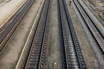 Multiacceptable railway