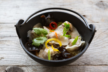 Chinese traditional soup