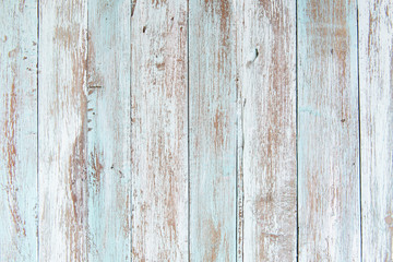 pastel wood planks texture Wall mural