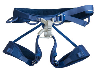 harness for rock climbing