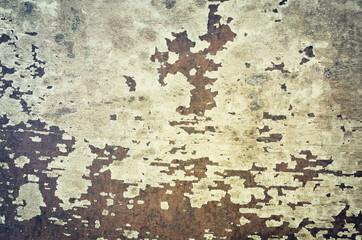 Fotobehang Oude vuile getextureerde muur large Rust backgrounds
