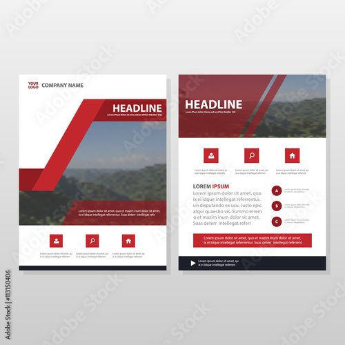 Corporate business proposal leaflet brochure flyer template design corporate business proposal leaflet brochure flyer template design book cover layout design abstract business cheaphphosting Image collections