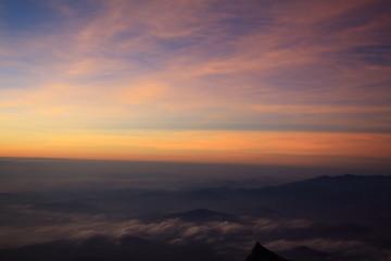 Beauty of Kota Kinabalu Mountain