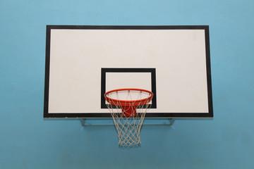 white basketball board