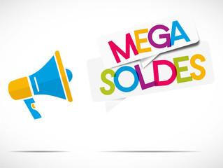 megaphone : mega soldes