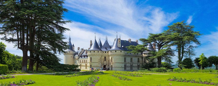 Château de Chaumont-sur-Loire, Loir-et-cher,
