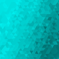Triangle background. Backdrop of little triangles. Colorful abstract background of triangular shapes. Vector illustration.