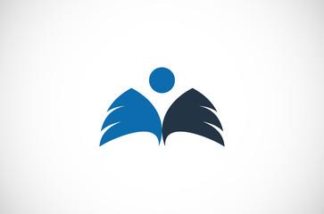 people wing logo