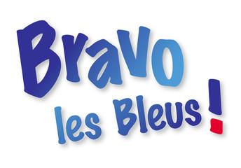"""Résultat de recherche d'images pour """"bravo les bleus images"""""""