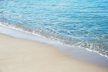 beach- stock image