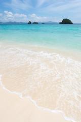 沖縄のビーチ・山入端の浜