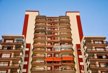 Arquitectura, Playa de Gandia, Valencia, España