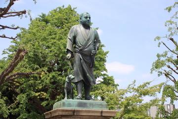西郷隆盛の像