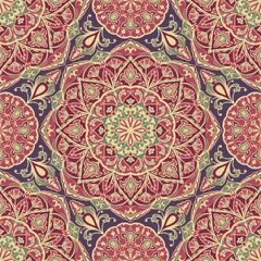 Stylized vector pattern.