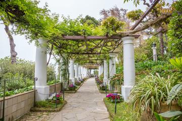 Villa San Michele à Capri
