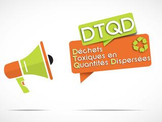 mégaphone : DTQD