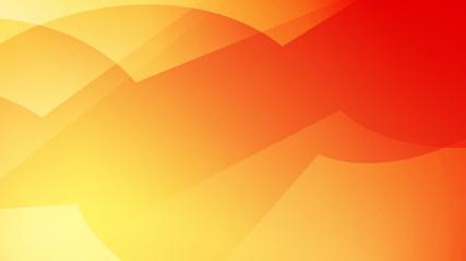 warm orange color background abstract art vector