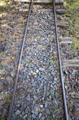 Old narrow-gauge railways