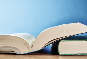 Books. Information and success.