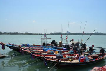 boat an sea