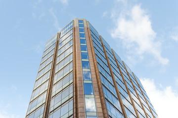 London modern building