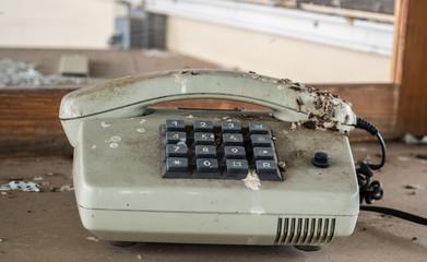 Retro Festnetztelefon
