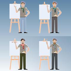 Set of Artists