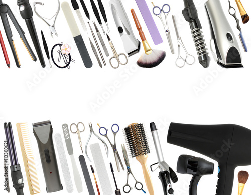 Professional beauty salon and barber shop equipment for Parlour equipment