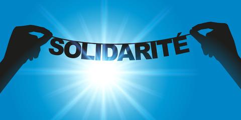 Solidarité - Mot
