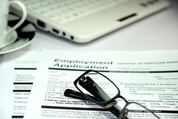 Personalbogen Bewerbungsunterlagen