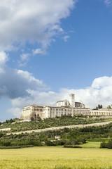 Assisi in Italy Umbria