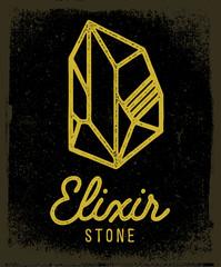 Elixir stone