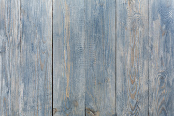 Serenity blue wood texture and background.