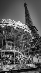 Carrousel à Paris