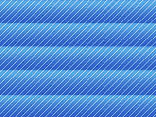 ストライプ03ブルー(シームレス)/モコモコのグラデーション模様にストライプを入れました。背景やバナーの下地に使用できます。
