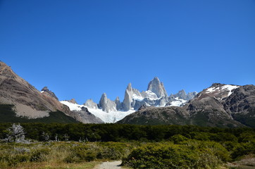 Fitz Roy and the other giants