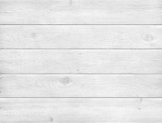 Obraz White wood texture background. - fototapety do salonu