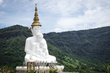 Buddha statue at Wat Pra That Pha Son Keaw Temple, khao kor, Pet