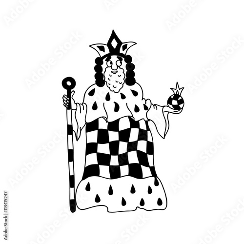 chess coloring pages downloads - photo#36